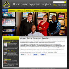 African Casino Equipment Suppliers