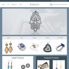 Eyelux Online Jewellery Store