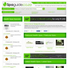 Spaguide.co.za