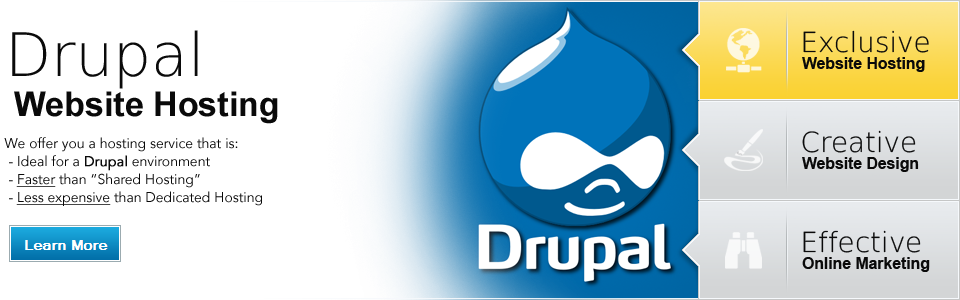 Magic Bullet - Drupal Hosting / Drupal Website Design